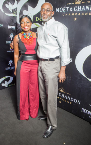 Gbenga & Aisha Oyebode