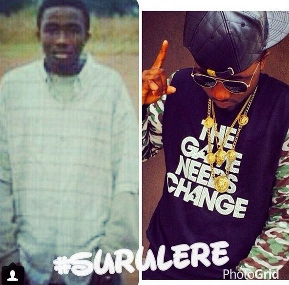 ice prince and wizkid -#main