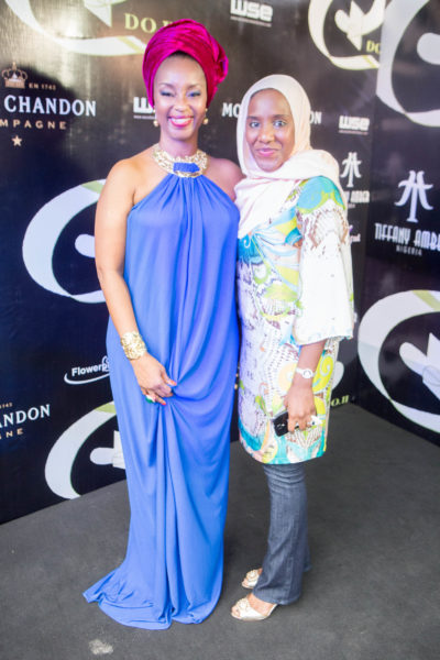 Ifeyinwa Ighodalo & Halima Suleiman Bello