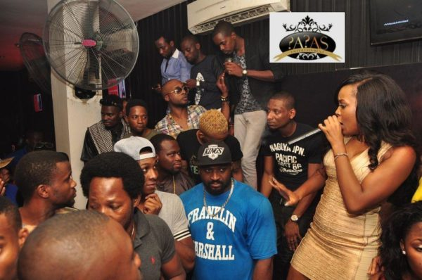 Iyanya & MMG Group Partying At The Place - BellaNaija - February - 2014 006