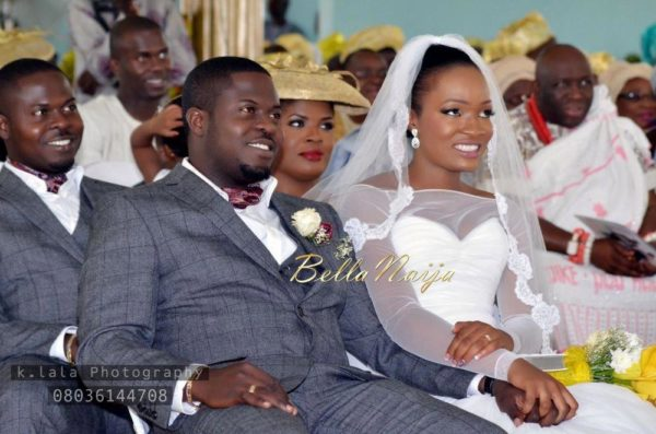 JAMB Registrar Dibu Ojerinde's Daughter Weds in Illorin- February 2014 - BellaNaija - 023