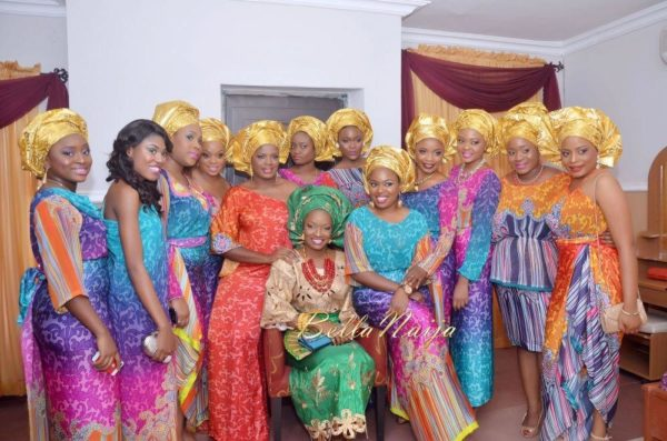 JAMB Registrar Dibu Ojerinde's Daughter Weds in Illorin- February 2014 - BellaNaija - 025