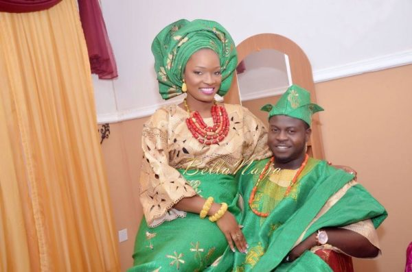 JAMB Registrar Dibu Ojerinde's Daughter Weds in Illorin- February 2014 - BellaNaija - 028