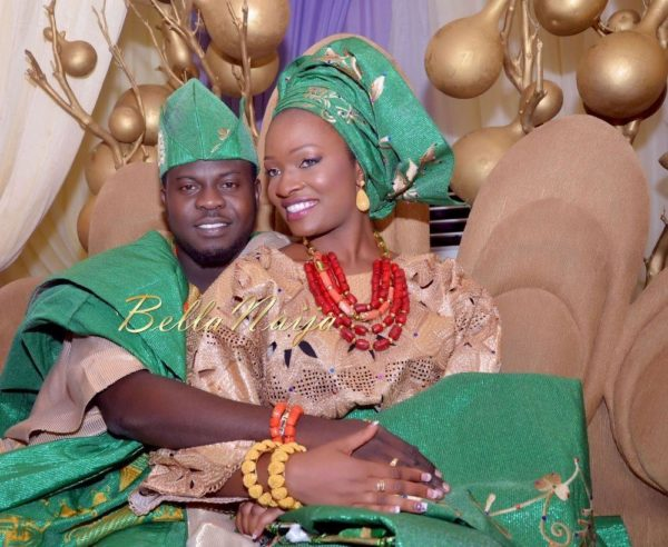 JAMB Registrar Dibu Ojerinde's Daughter Weds in Illorin- February 2014 - BellaNaija - 037