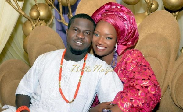 JAMB Registrar Dibu Ojerinde's Daughter Weds in Illorin- February 2014 - BellaNaija - 041