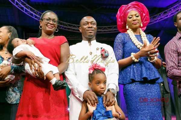 Julius Agwu's Son's Dedication in Lagos - February 2014 - BellaNaija - 023