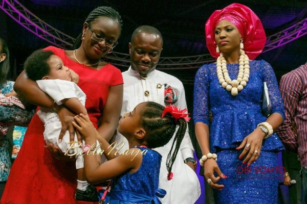 Julius Agwu's Son's Dedication in Lagos - February 2014 - BellaNaija - 024