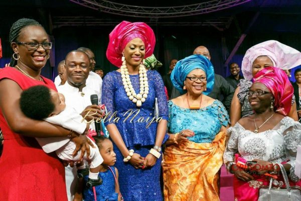 Julius Agwu's Son's Dedication in Lagos - February 2014 - BellaNaija - 025