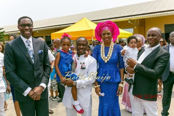 Julius Agwu's Son's Dedication in Lagos - February 2014 - BellaNaija - 029