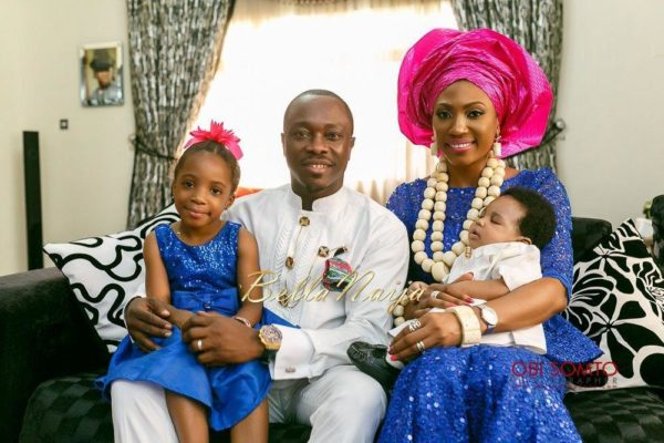 Julius Agwu's Son's Dedication in Lagos - February 2014 - BellaNaija - 033
