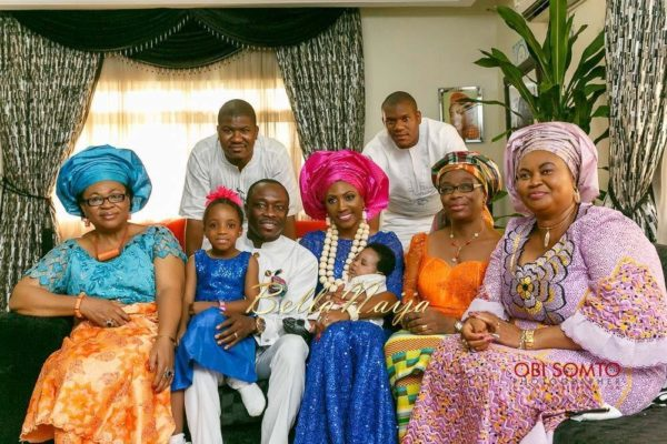 Julius Agwu's Son's Dedication in Lagos - February 2014 - BellaNaija - 034