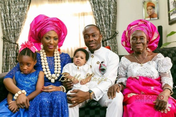 Julius Agwu's Son's Dedication in Lagos - February 2014 - BellaNaija - 037