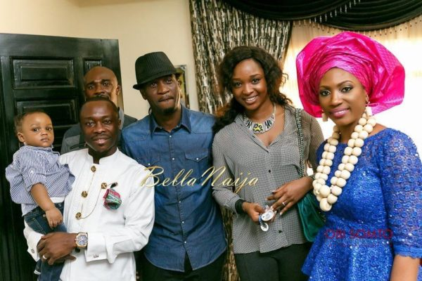 Julius Agwu's Son's Dedication in Lagos - February 2014 - BellaNaija - 043