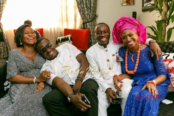 Julius Agwu's Son's Dedication in Lagos - February 2014 - BellaNaija - 046