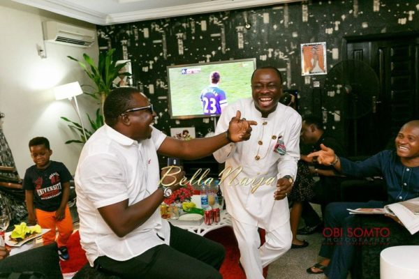 Julius Agwu's Son's Dedication in Lagos - February 2014 - BellaNaija - 049