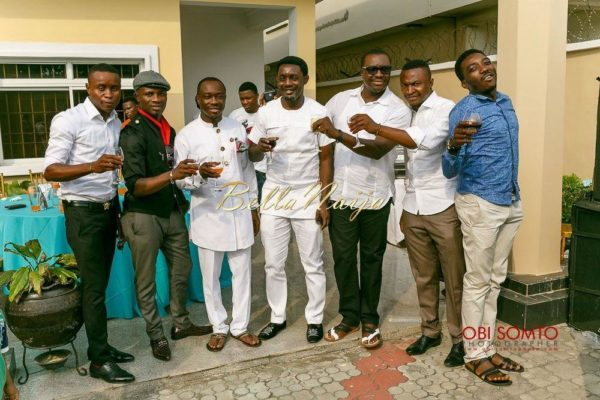 Julius Agwu's Son's Dedication in Lagos - February 2014 - BellaNaija - 051