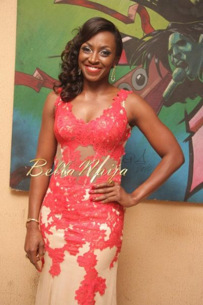 Kate Henshaw in Jovani - February 2014 - BellaNaija