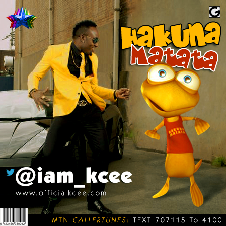 Kcee - Halina Matata - February 2014 - BellaNaija