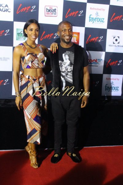 Kelly Rowland at Love Like a Movie 2 - February 2014 - BellaNaija 04