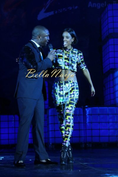 Kelly Rowland at Love Like a Movie 2 - February 2014 - BellaNaija 09