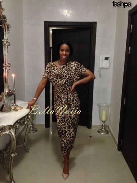 Kelly Rowland in Faspa - February 2014 - BellaNaija 01