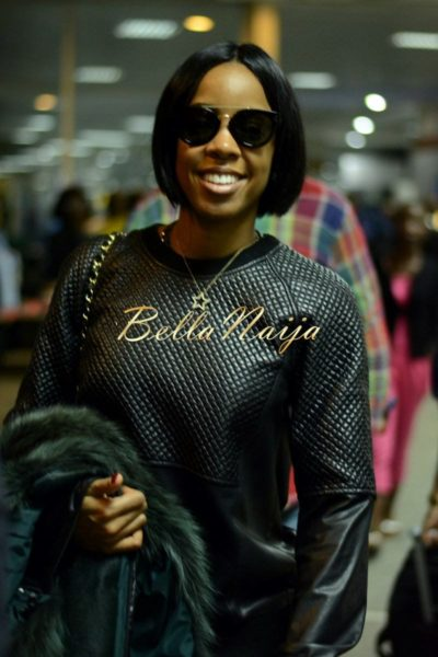 Kelly Rowland in Lagos for Love Like a Movie Concert  - February 2014 - BellaNaija - 022