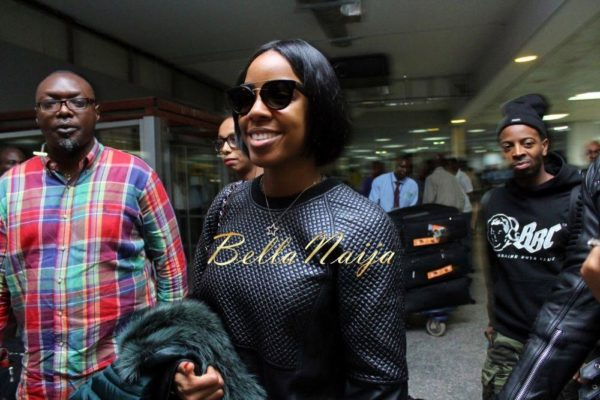 Kelly Rowland in Lagos for Love Like a Movie Concert  - February 2014 - BellaNaija - 028