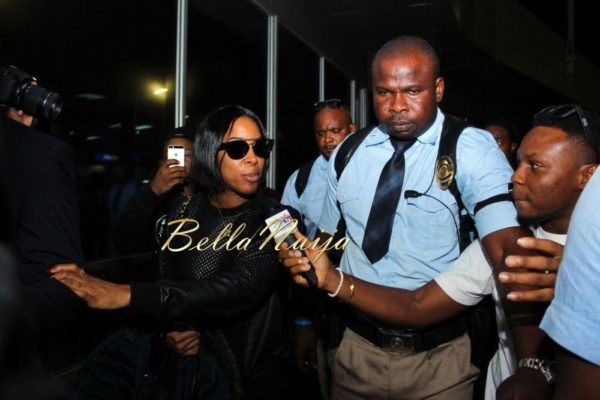 Kelly Rowland in Lagos for Love Like a Movie Concert  - February 2014 - BellaNaija - 031