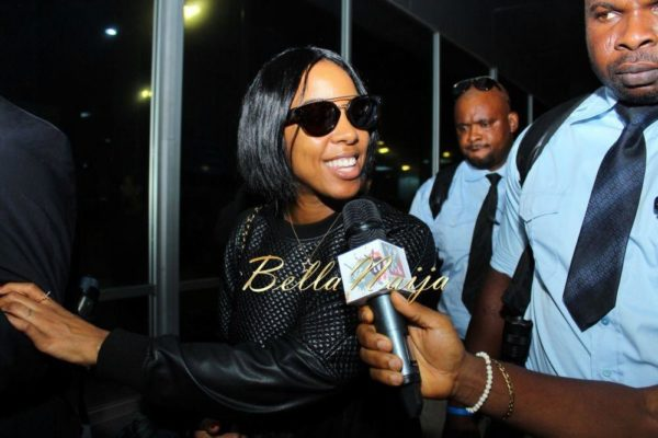 Kelly Rowland in Lagos for Love Like a Movie Concert  - February 2014 - BellaNaija - 033