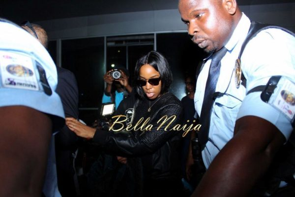 Kelly Rowland in Lagos for Love Like a Movie Concert  - February 2014 - BellaNaija - 035