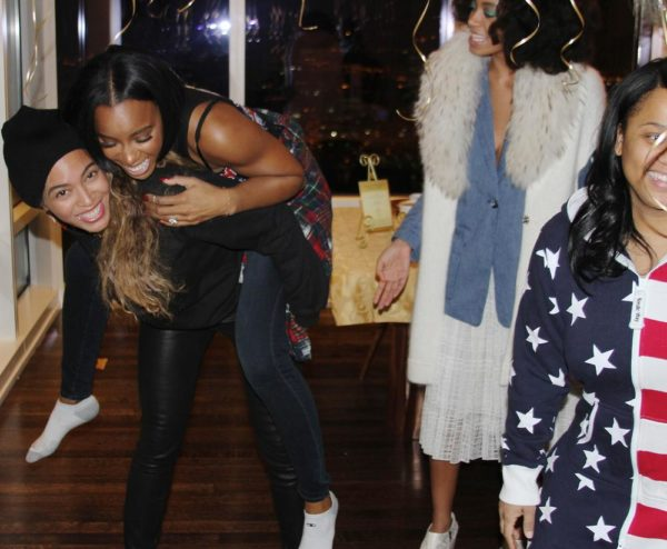 Kelly Rowland's 33rd Birthday Party - February 2014 - BellaNaija 01