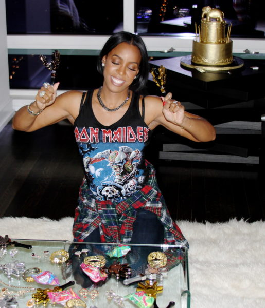 Kelly Rowland's 33rd Birthday Party - February 2014 - BellaNaija 06