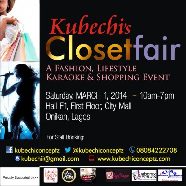 Kubechi's Closet Fair - BellaNaija - February - 2014