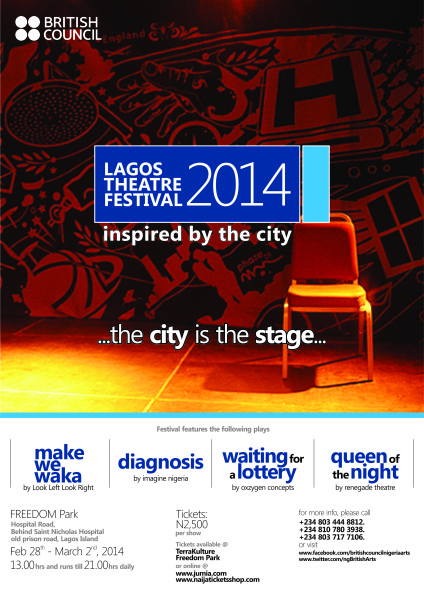 Lagos Theatre Festival - February 2014 - BellaNaija