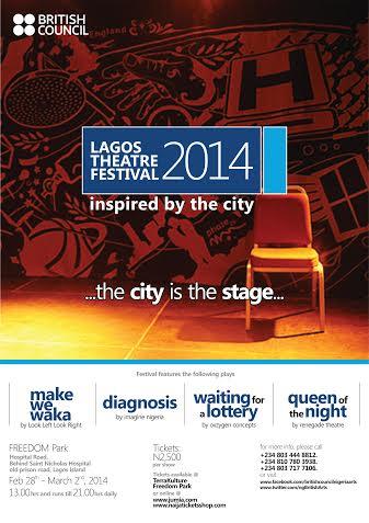 Lagos Theatre Festival by British Council - BellaNaija - February 2014