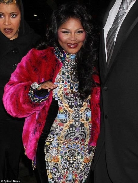 Lil Kim is Pregnant - February 2014 - BellaNaija 02