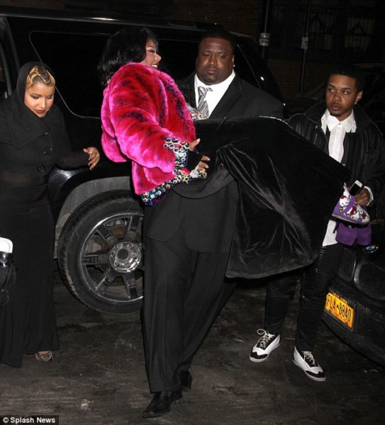 Lil Kim is Pregnant - February 2014 - BellaNaija 03