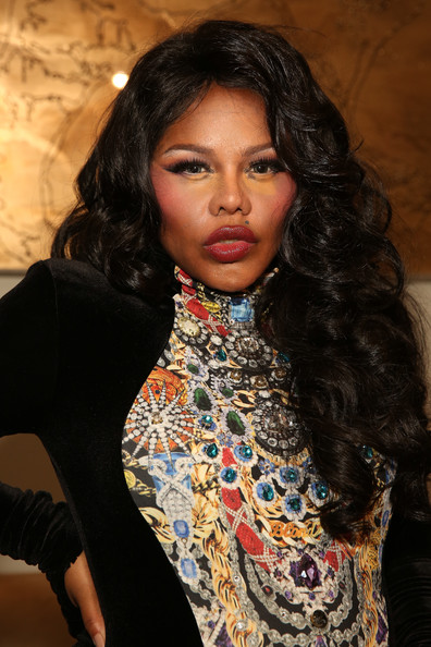 Lil Kim is Pregnant - February 2014 - BellaNaija 05