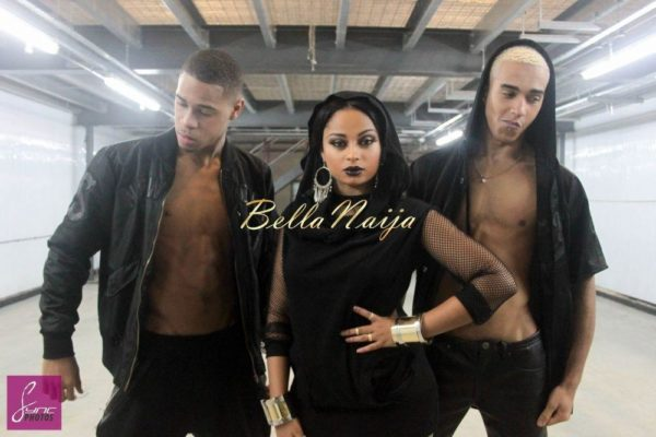 Lola Rae Video Shoot - February 2014 - BellaNaija - 027