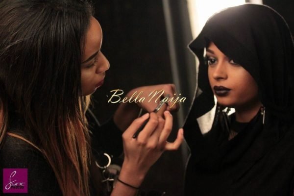 Lola Rae Video Shoot - February 2014 - BellaNaija - 031