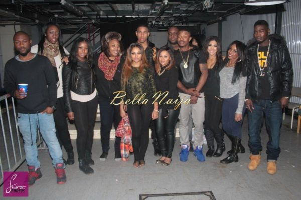 Lola Rae Video Shoot - February 2014 - BellaNaija - 035