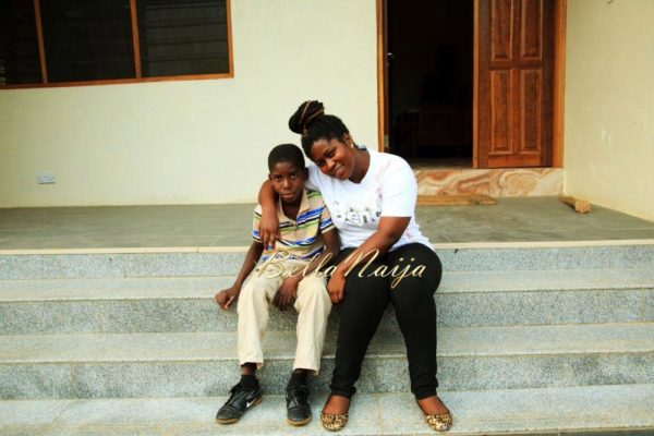 Lydia Forson Rescues 12 Year Old Boy in Ghana - February 2014 - BellaNaija - 030