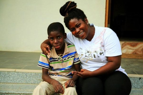 Lydia Forson Rescues 12 Year Old Boy in Ghana - February 2014 - BellaNaija - 045