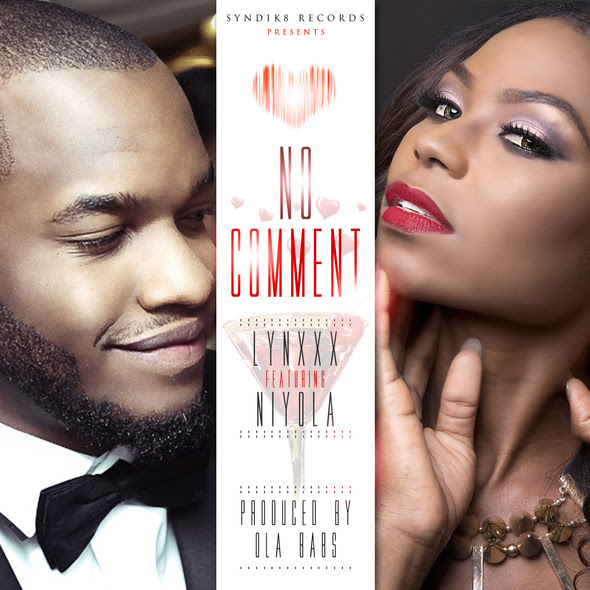 Lynxxx ft. Niyola - No Comment - Art - BellaNaija - February - 2104