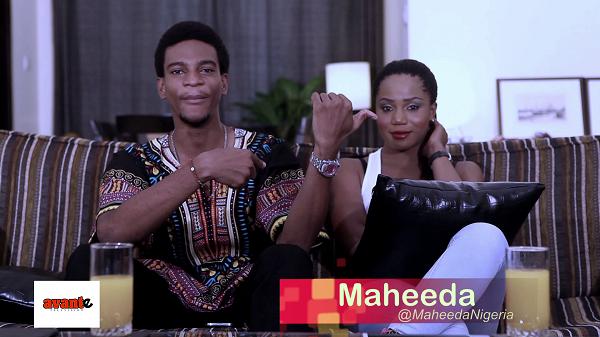 Maheeda & Olumide Owuru - Lumi D - February 2014 - BellaNaija 01