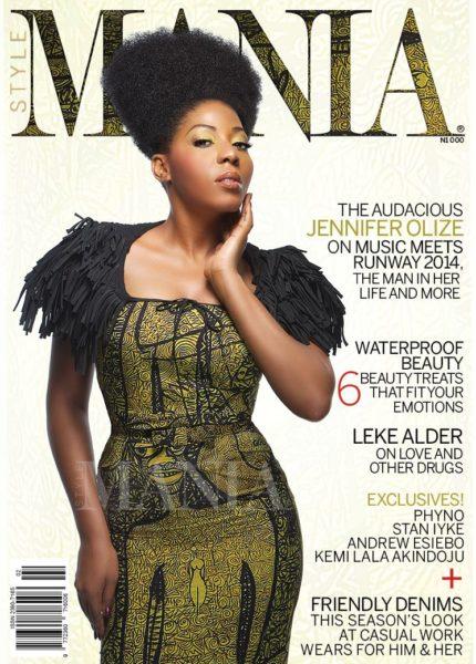 Mania Magazine's February 2014 Issue - February 2014 - BellaNaija - 022