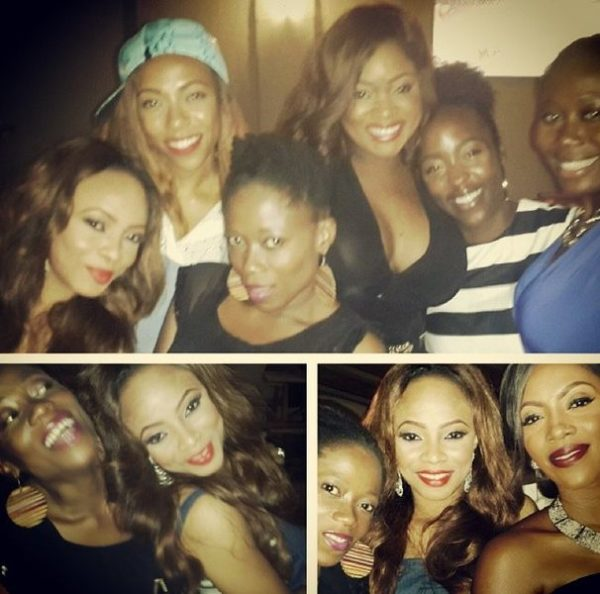 Media Ladies Night Out in Lagos - February 2014 - BellaNaija 02
