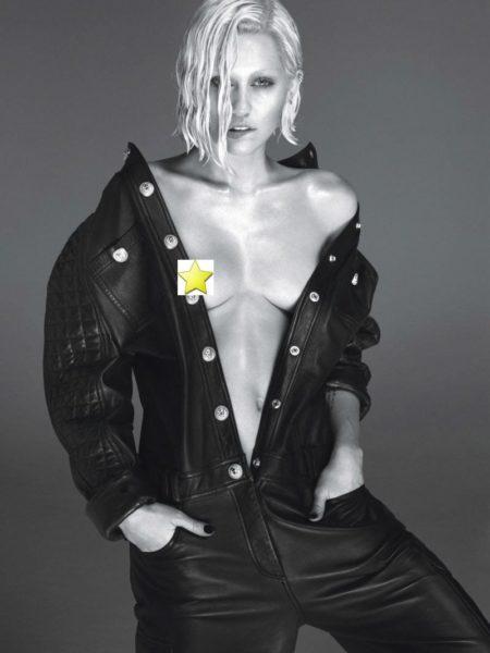 Miley Cyrus for W Magazine - BellaNaija - February 2014005_001