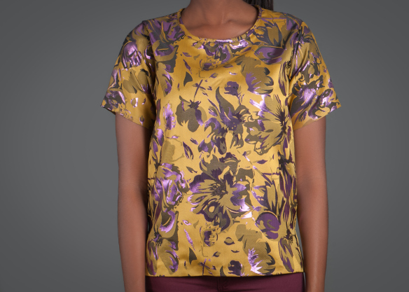 Mina Evans X House of Cramer Tshirt Collection - BellaNaija - February 2014004
