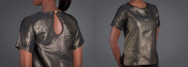 Mina Evans X House of Cramer Tshirt Collection - BellaNaija - February 2014009